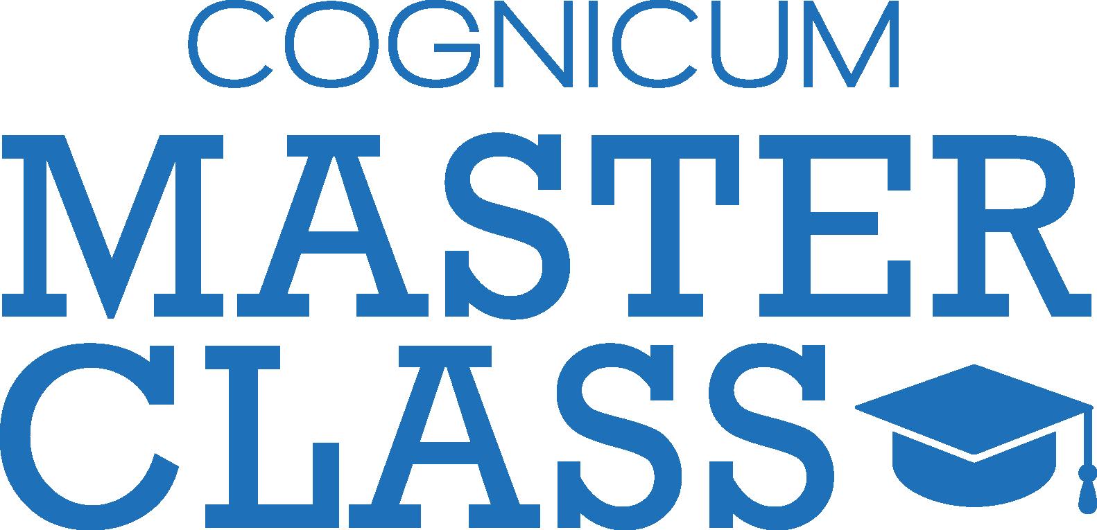 CCMc Cognicum Masterclasses Main Logo