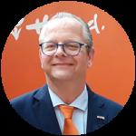 Wytze Russchen is moderator bij het Business Clusters Webinar 2021